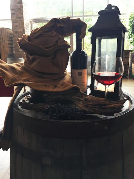 harry potter dinner city winery