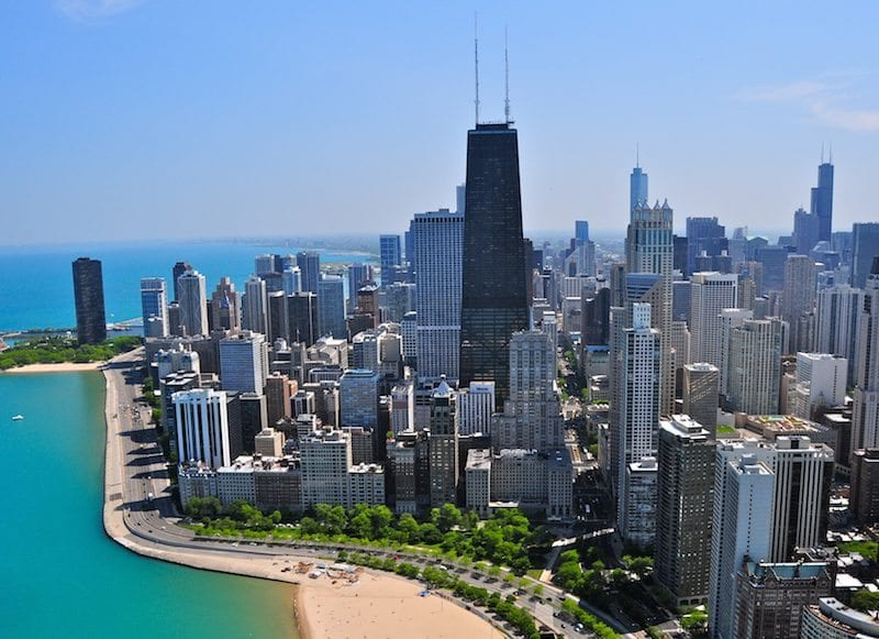 labor day weekend in chicago