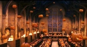 harry potter dinner