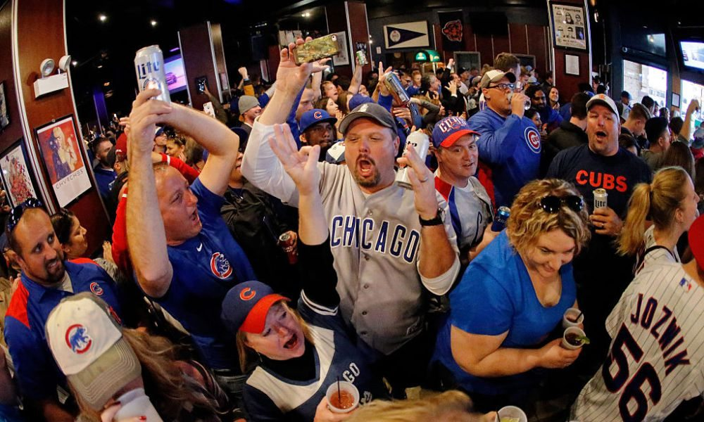 wrigleyville bars world series