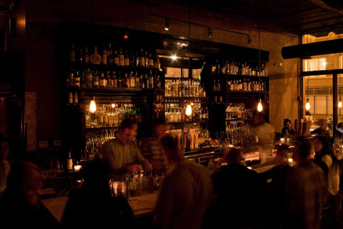 best bars logan square
