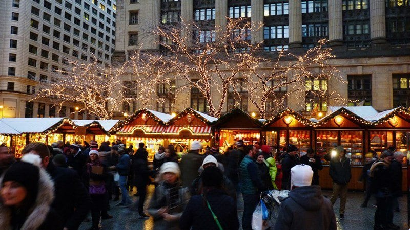 Chicago's Irish Christmas Market Spreads Holiday Cheer Throughout ...