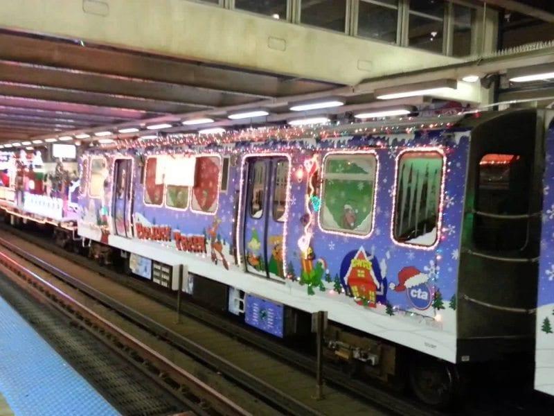cta holiday trains