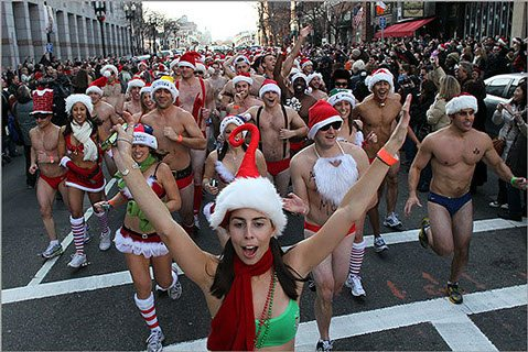 Chicago Christmas Runs