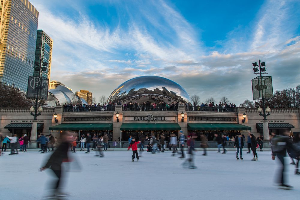 family holiday activities chicago