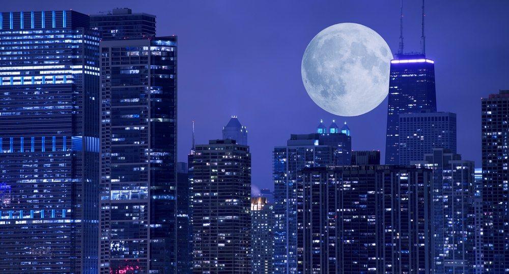 supermoon chicago