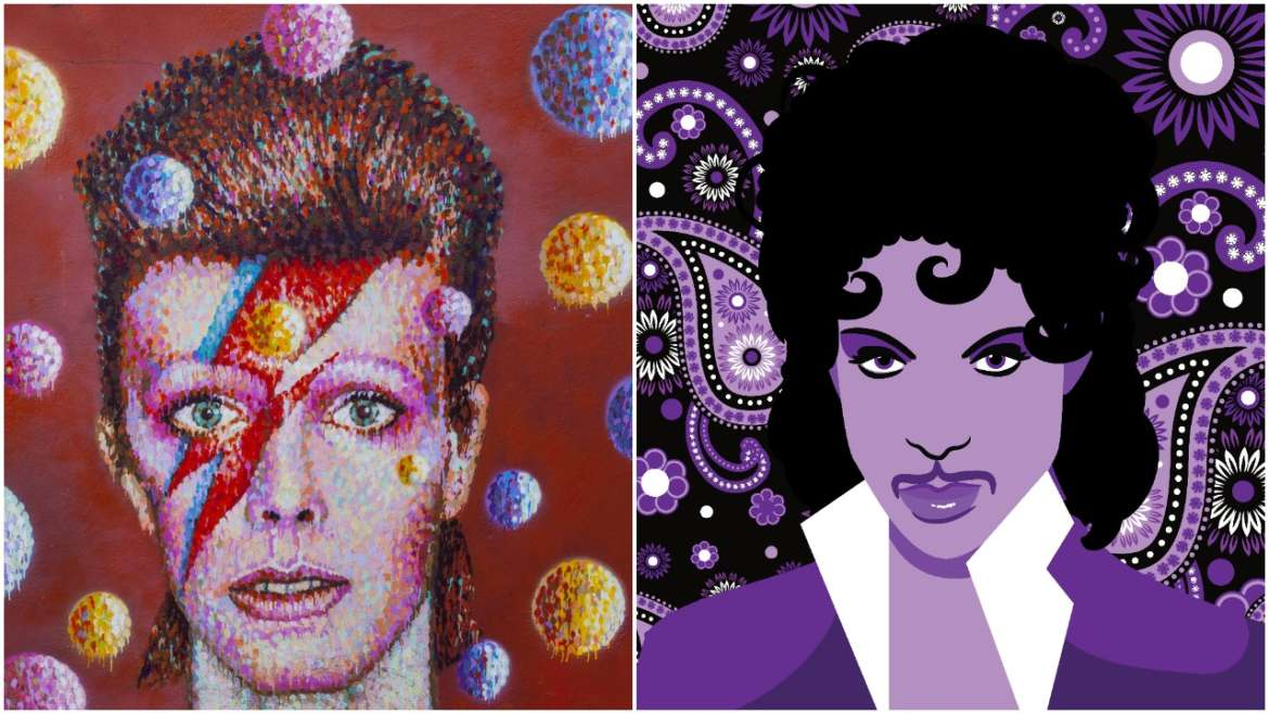 david bowie prince new year's eve