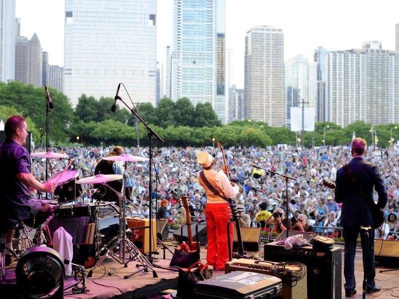 chicago blues festival 2018