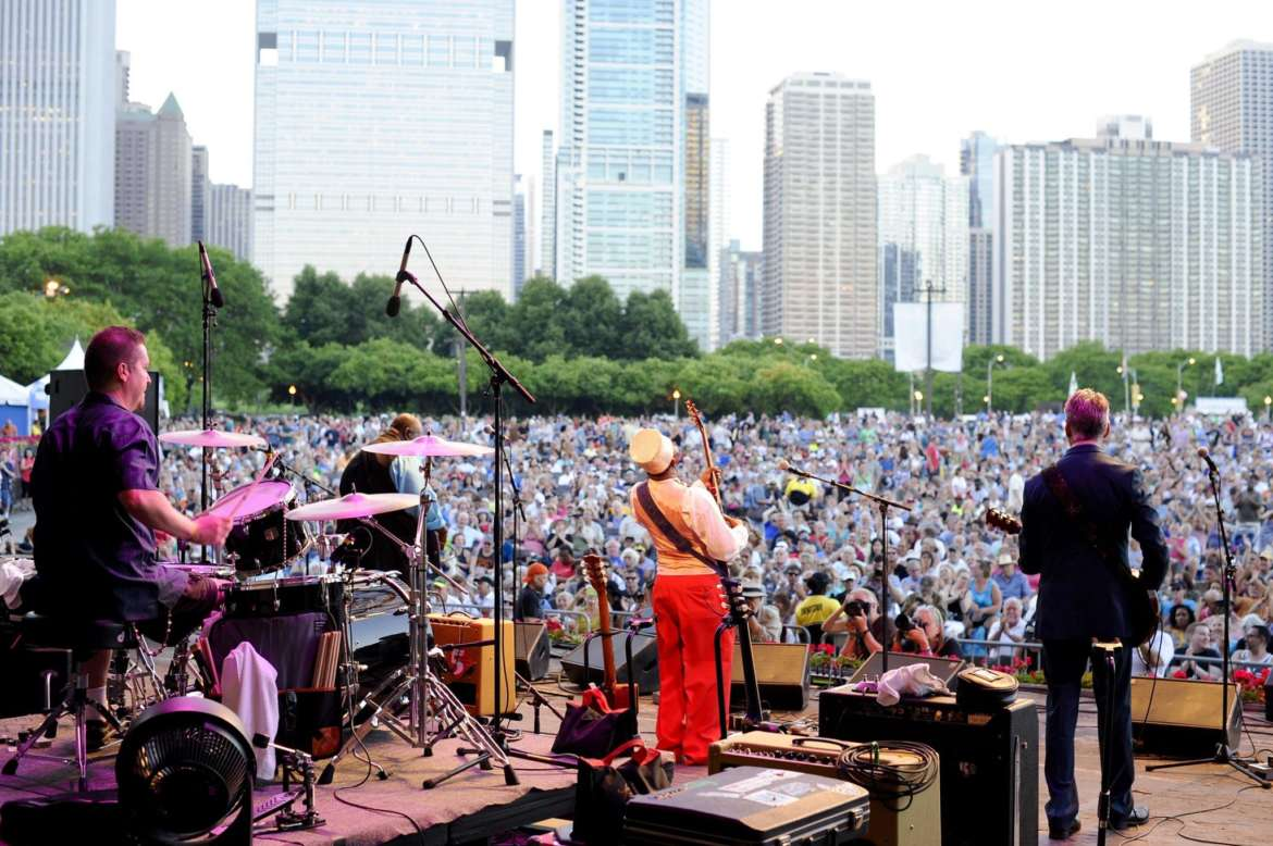 chicago blues festival 2018