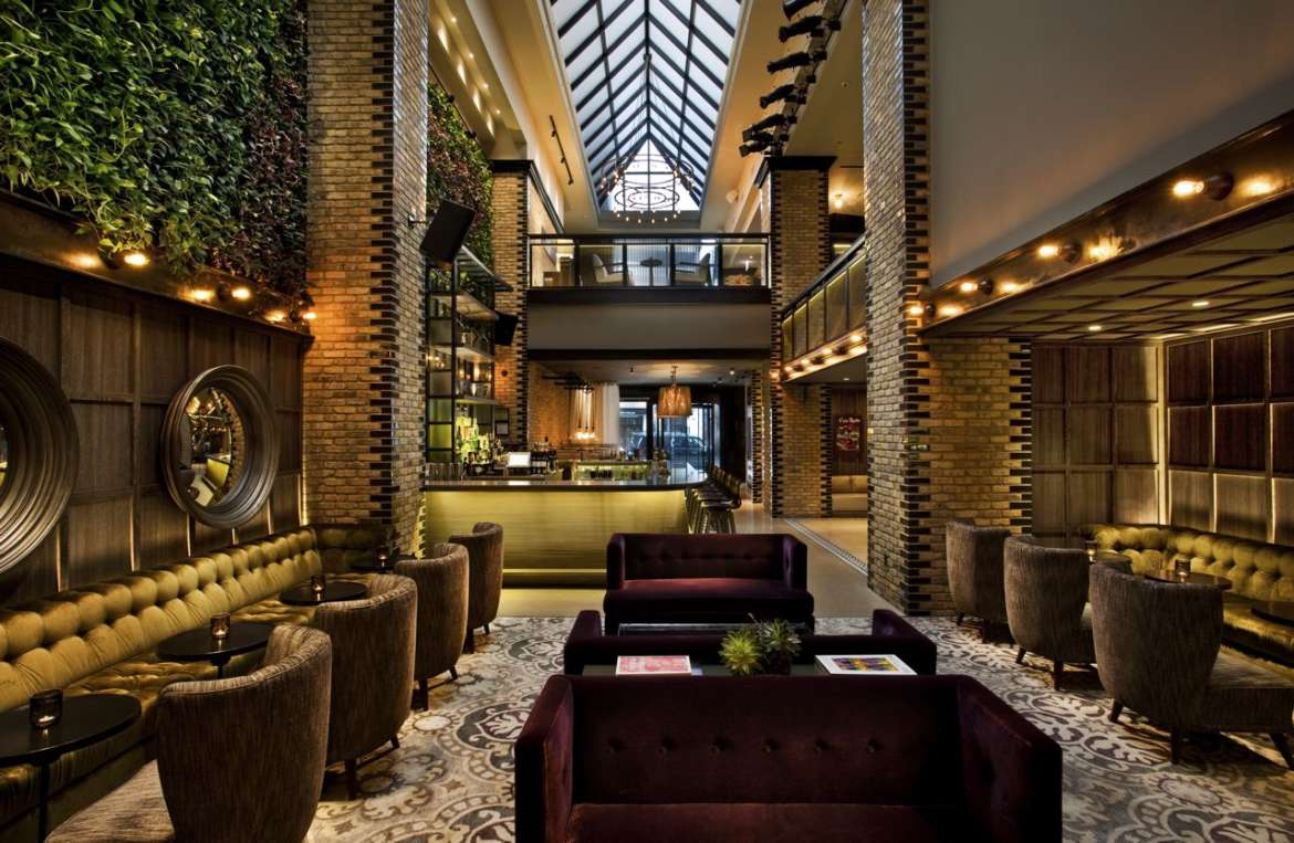 Top 10 boutique hotels in chicago urbanmatter for Great boutique hotels