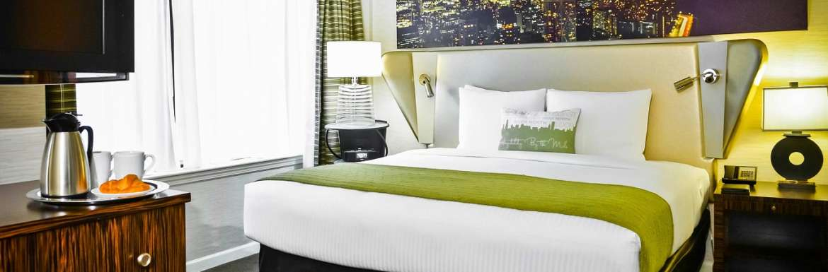 Top 10 boutique hotels in chicago urban matter for Hotel decor chicago