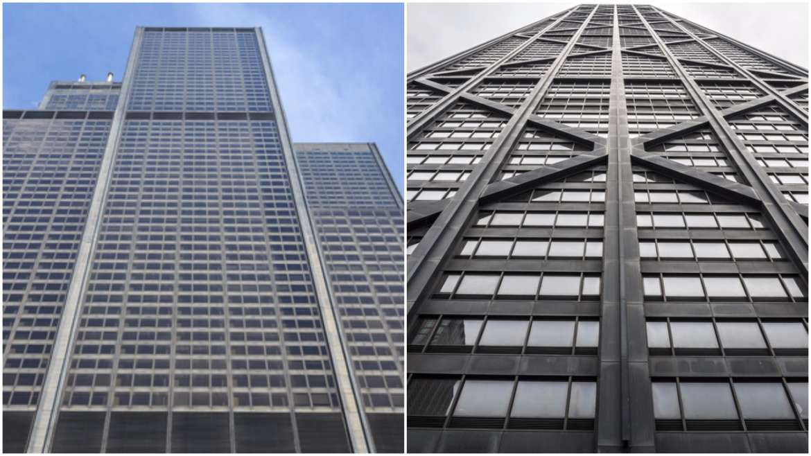 Willis Tower Vs John Hancock A Skydeck Comparison