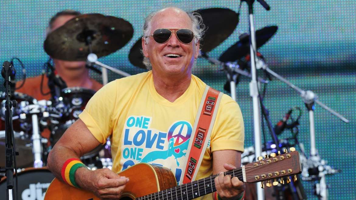 jimmy buffett wrigley field