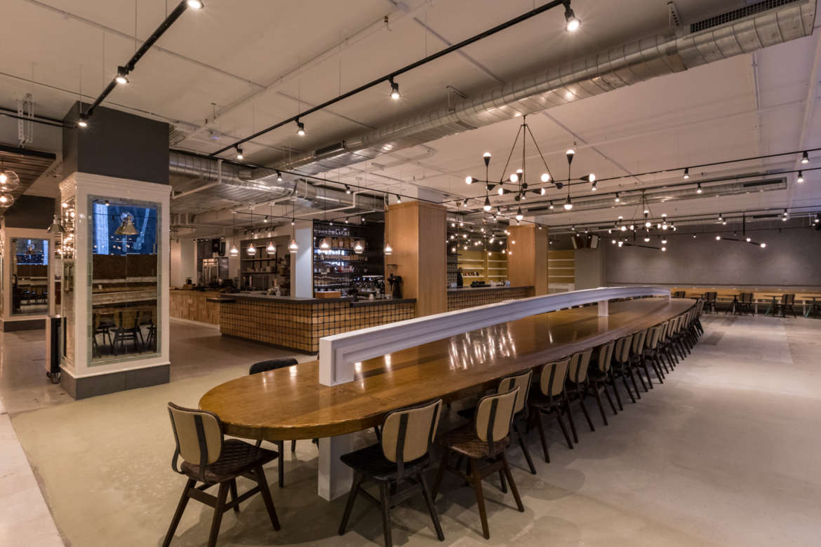 Revival caf bar opens in the loop urbanmatter for Food bar 36 cafe