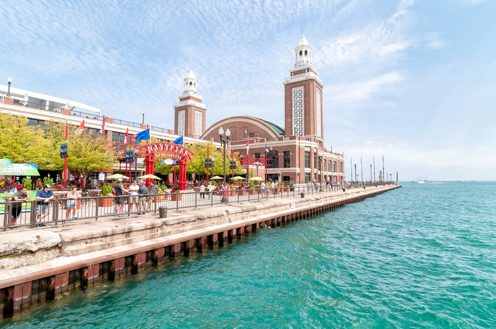 The Chicago Art Design Show Is All New At Navy Pier This