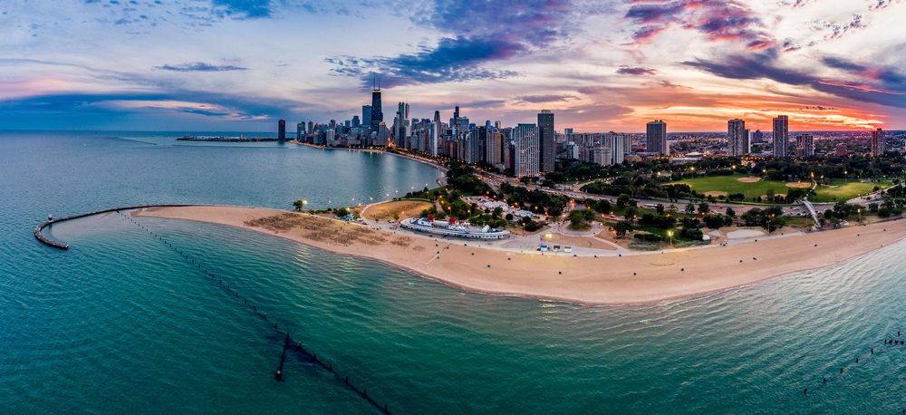 chicago is not a third world country, it's the best city in america