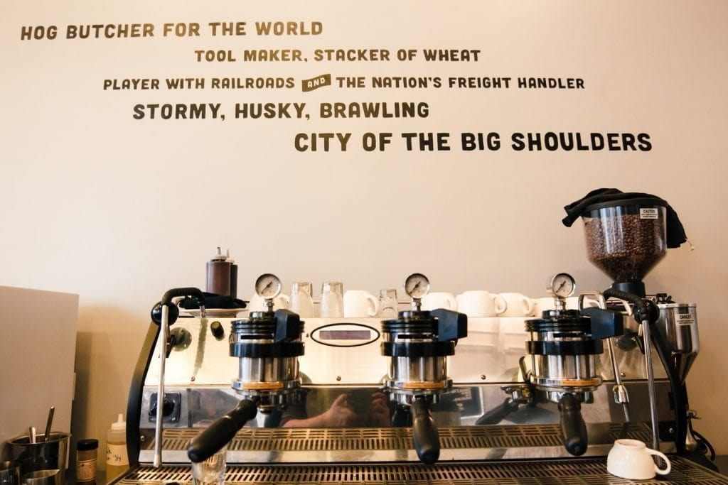 national coffee day coffee shops in chicago