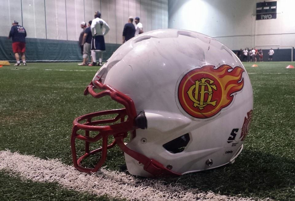 chicago fire department football team