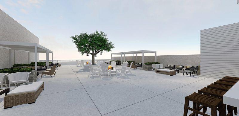 moe's cantina wrigleyville rooftop bar