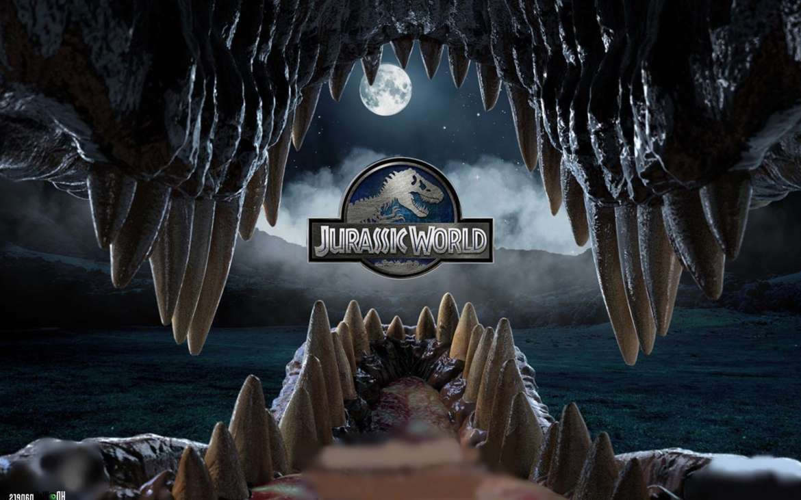 jurassic world field museum