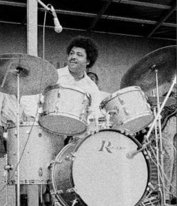 sam lay drummer blues