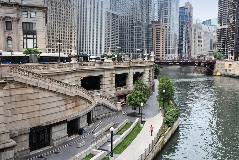 chicago riverwalk ideas