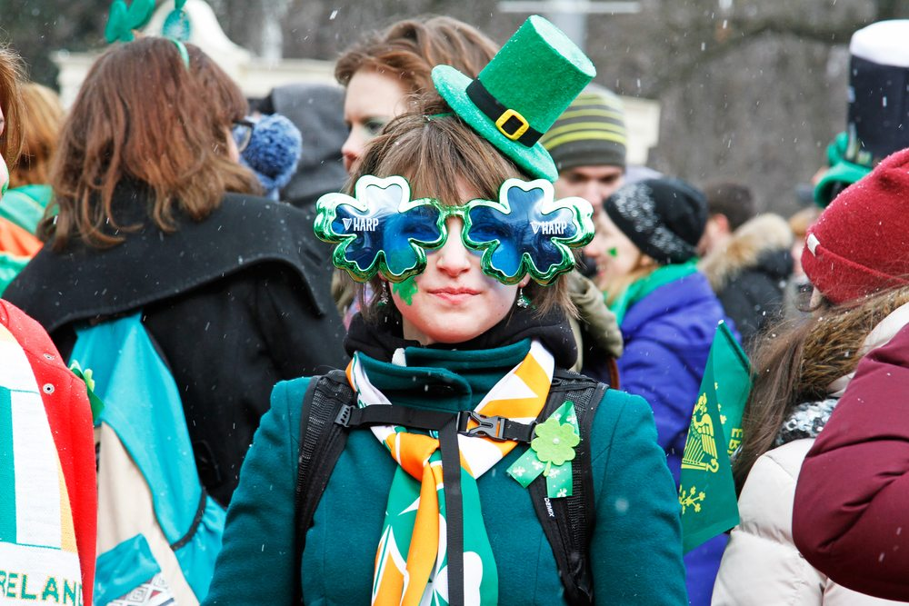 chicago best cities for st. patrick's day