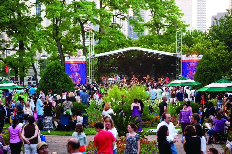 millennium park summerdance 2017