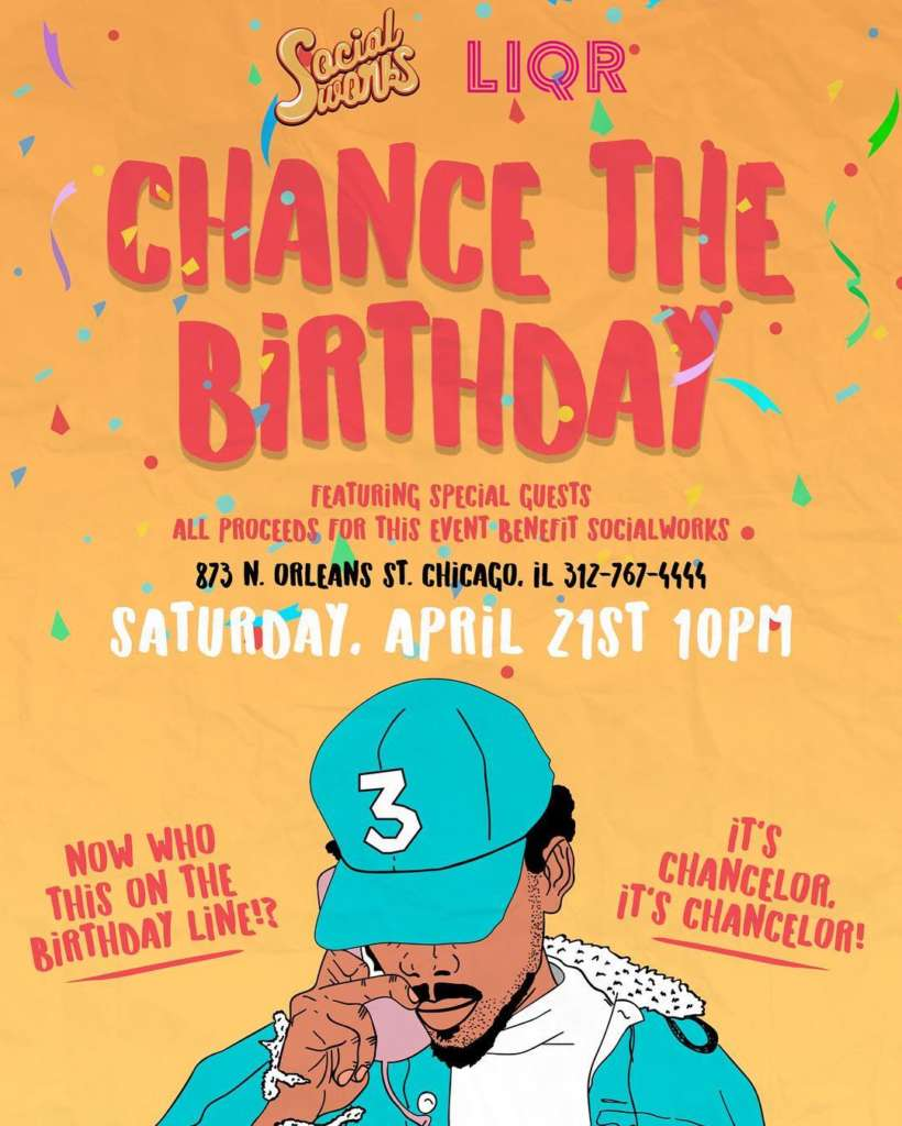 Chance the Birthday