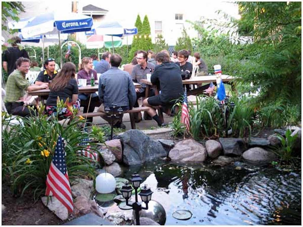 beer gardens chicago
