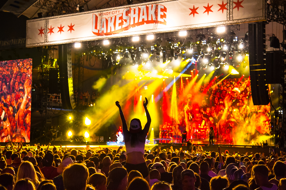 country lakeshake
