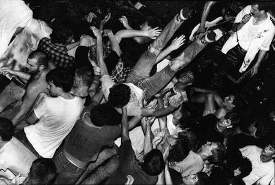 punk rock chicago
