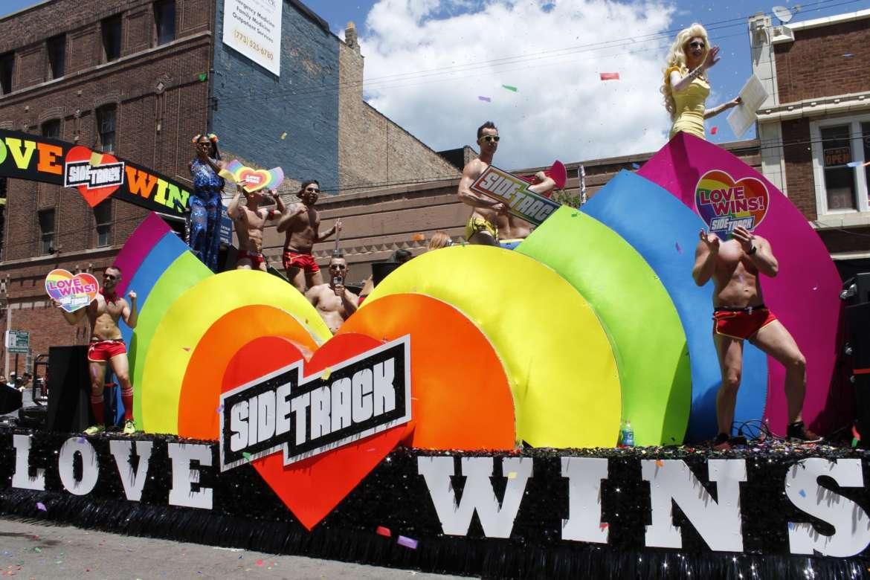 chicago pride parade recap