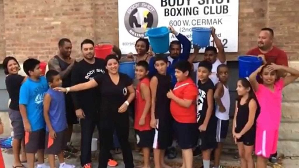 chicago boxing gyms
