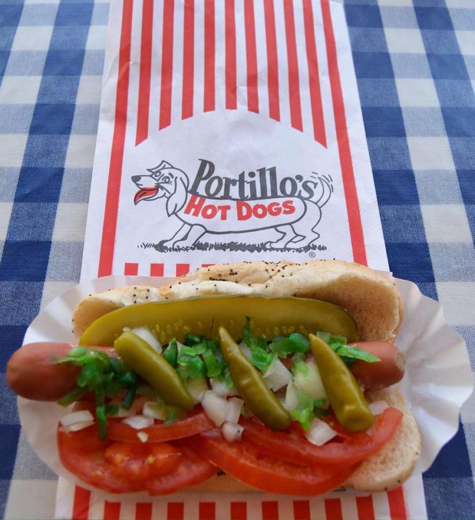 portillo's $1 hot dogs