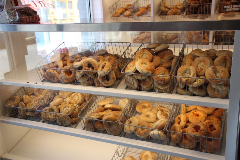 best bagel shops nyc