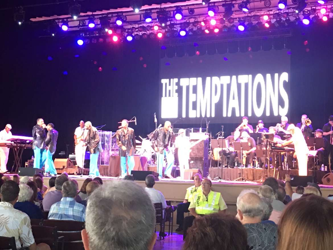 temptations beach boys ravinia