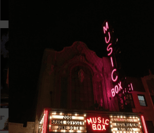 music box theatre 70mm