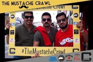 mustache crawl