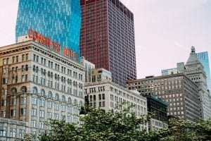 congress plaza hotel for sale