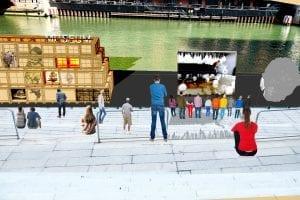 riverwalk floating museum