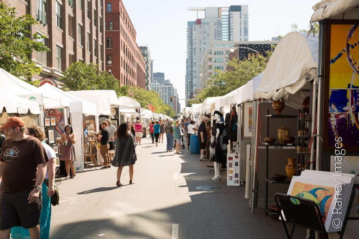 West Loop Art Fest