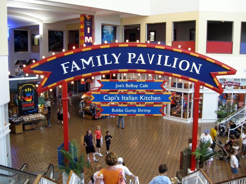 navy pier family pavilion