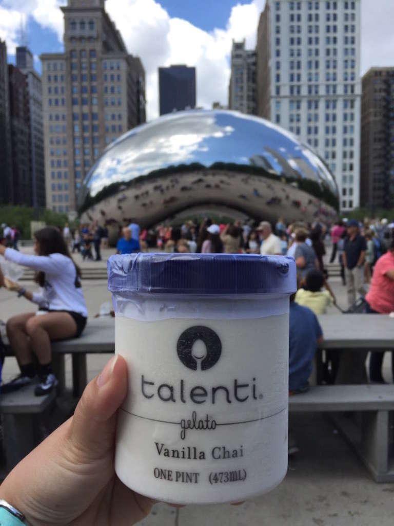 gelato millennium park