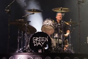 Green Day at Wrigley Field Tre Cool