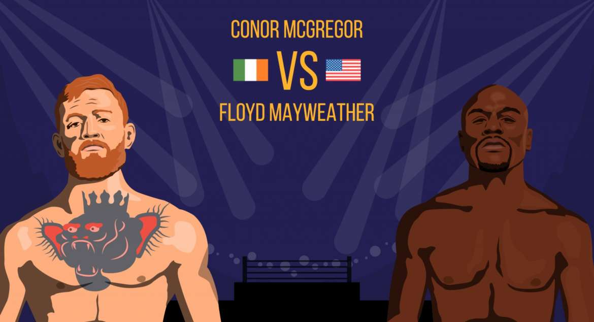 mcgregor mayweather chicago