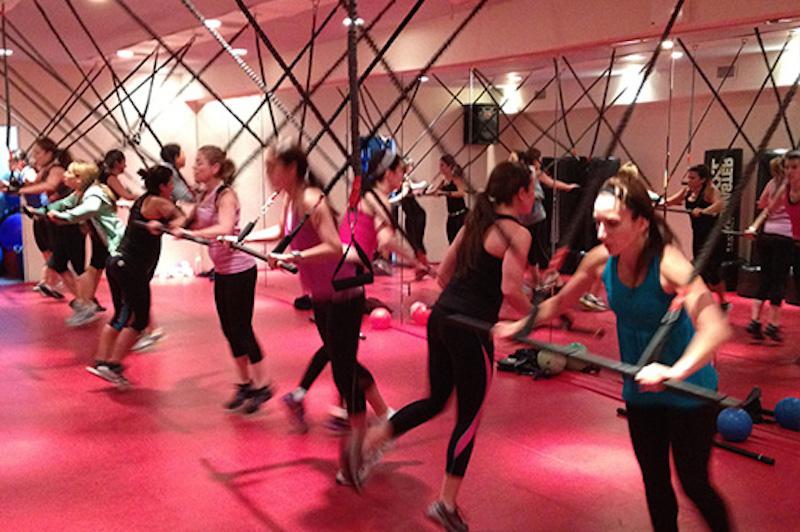 fitness studios nyc