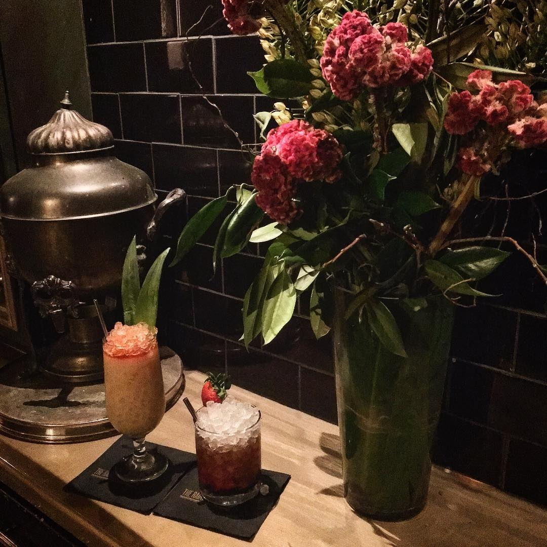 Fall Cocktails NYC