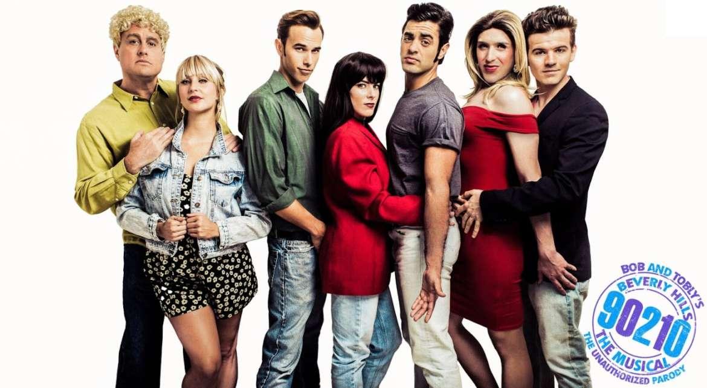 beverly hills 90210 musical