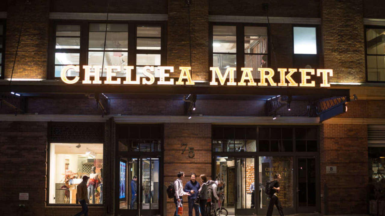 Chelsea Market: Underground New York Hot Spot